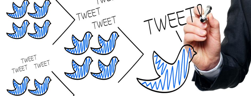 Tweet Slide